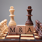 Chess Pieces M and A