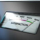 Satisfaction Meter